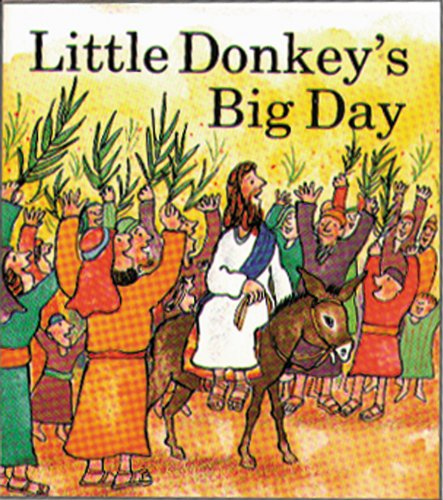 Little donkey's big day