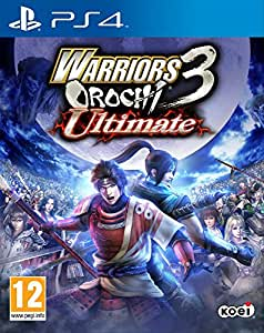 Warriors Orochi 3 - ultimate