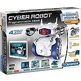 Clementoni Cyber Robot Scienza E Tecnologia Gioco Didattico Educativo Giocattolo 374, Multicolore, 8005125139415