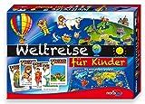 Noris Spiele 606013599 - Kinder Weltreise, Kinderspiel