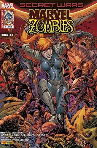 Secret Wars : Marvel Zombies 1