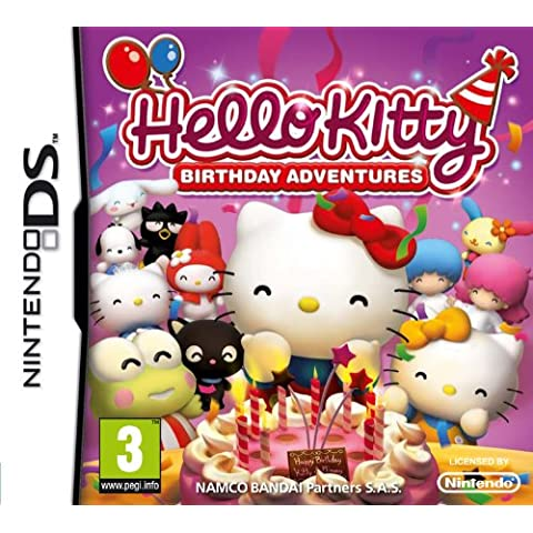 Hello Kitty Birthday Adventures (Nintendo DS) [Edizione: Regno Unito] - Hello Kitty Birthday Giochi