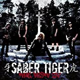 The Best Of by Saber Tiger (2015-10-02)