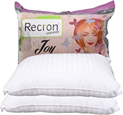 RecronCertified Joy Pillow Size : 16x24 inch (Pack of 2)