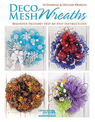 Deco Mesh Wreaths (English Edition)