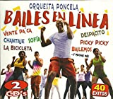 BAILES EN LINEA