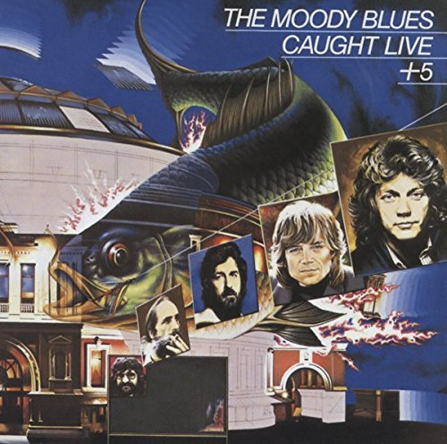 The Moody Blues: Caught Live +5 (Audio CD)