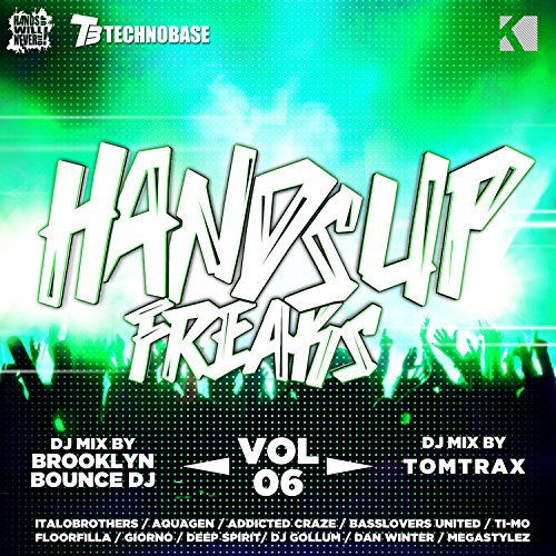 Various Artists-Hands Up Freaks, Vol. 6