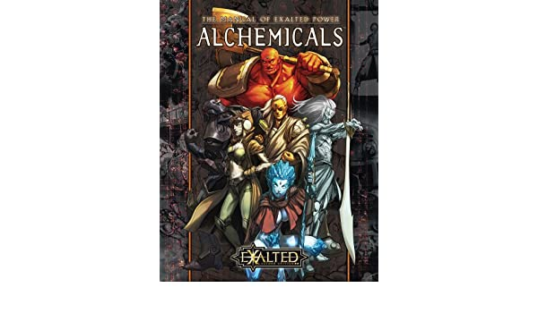 Power pdf of alchemicals exalted manual