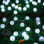 Light-up 30er LED Solar Lichterkette...