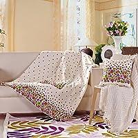 Tipo di resto del cuscino:cuscino modello:piantare fiori cappotto materiale:Cotone Stile:semplice e moderno