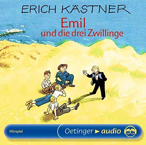 Emil und die drei Zwillinge: Hörspiel