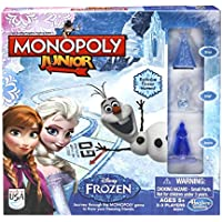Disney Frozen Monopoly Frozen Edition Board Game