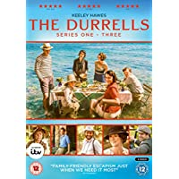 The Durrells Series 1-3