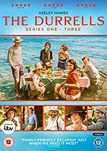 The Durrells Series 1-3 [DVD]