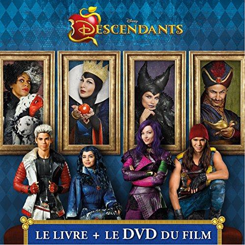 Descendants : Le livre + le DVD du film (1DVD) par Hachette Jeunesse