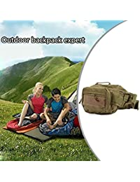 Zorbes Waist Pack Pouch Molle Military Army Camping Hiking Outdoor Travel