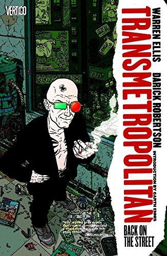 Transmetropolitan Vol. 1: Back on the Street (90er-jahre-alien)