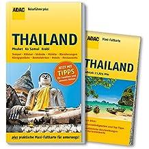 ADAC Reiseführer plus Thailand: mit Maxi-Faltkarte zum Herausnehmen