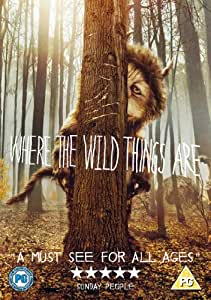 Where The Wild Things Are [DVD] [2009]: Amazon.co.uk: Max ...
