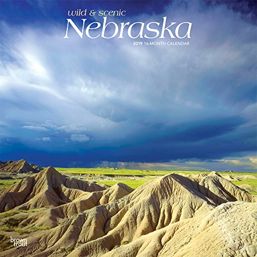Wild & Scenic Nebraska 2019 Calendar
