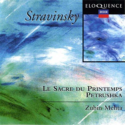 Le Sacre du printemps - Petrouchka - Circus Polka