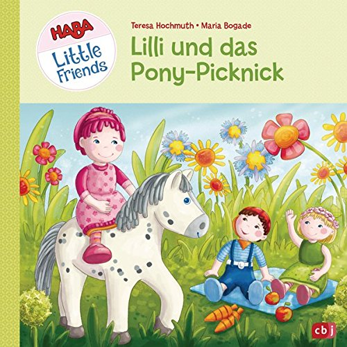 HABA Little Friends - Lilli und das Pony-Picknick (HABA Little Friends Bilderbücher, Band 1)