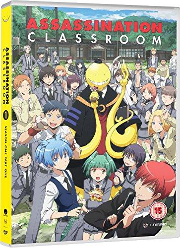 Assassination Classroom - Season 1, Part 1 [DVD] [UK Import]