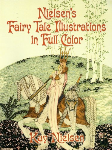 Nielsen's Fairy Tale Illustrations in Full Color (Dover Fine Art, History of Art) (English Edition)
