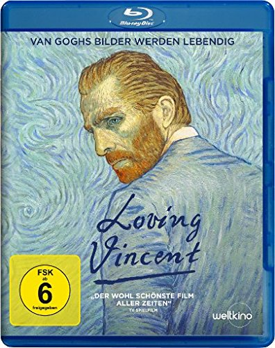Loving Vincent [Alemania] [Blu-ray]