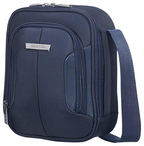 """Samsonite Xbr Crossover Bolso Bandolera para Tablet, 7.9"""", 23 cm, 4 L, Color Azul"""