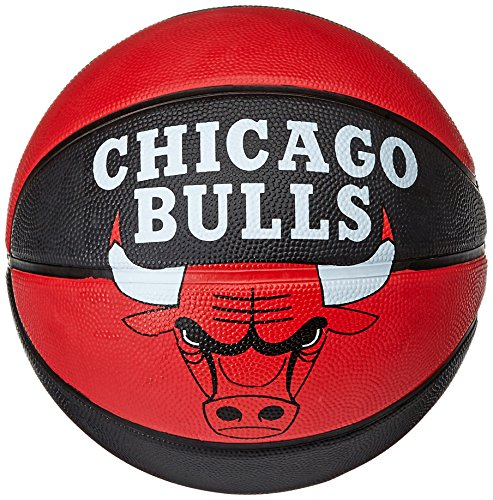 Spalding Basketball Team Chicago Bulls, Mehrfarbig, 5, 3001587011315