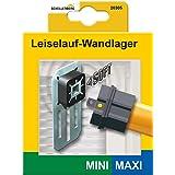 Schellenberg 20305 stille wandlager Comfort voor rolluikaandrijvingen, geluidsarme lagers voor systemen mini en maxi