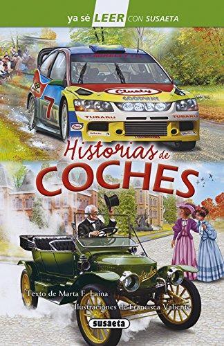 Historias de coches (Ya sé LEER con Susaeta - nivel 2) por Susaeta Ediciones S A