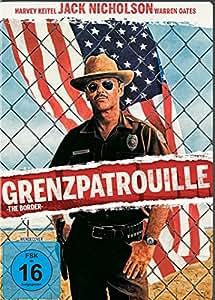 The Border (Grenzpatrouille) [Blu-Ray Region B Import - Germany]