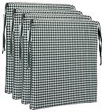 Brand sseller cuscino sedia cuscino a quadretti cuscino cuscino–40x 40cm