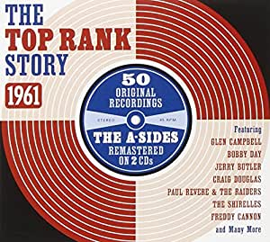 The Top Rank Story 1961 (A Sides)