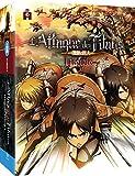 L'Attaque des Titans - Intégrale Saison 1 - DVD...