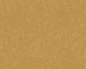 A.S. Creation VliesTapete Kollektion Bohemian Burlesque, gelb, 960491 von A.S. Creation - TapetenShop