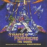 Songtexte von Vince DiCola - The Transformers: The Movie - Original Motion Picture Score