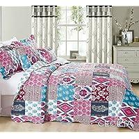 Sofadecke Bettüberwurf Bettwäsche, Wohnaccessoires Original Tagesdecke Afrika Style