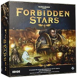 Edge Entertainment - Forbidden Stars, Juego de Mesa (EDGWFS01)