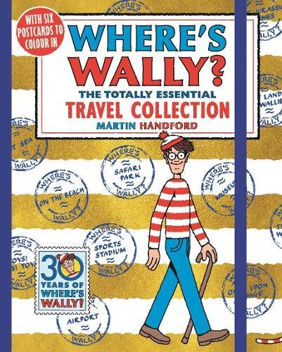 Where'S Wally? The Totally Essential Travel Collec por Martin Handford