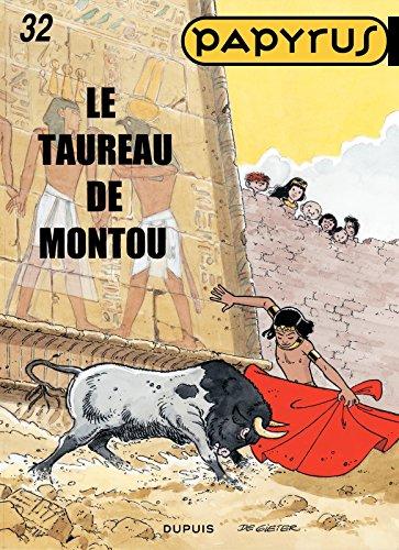 Papyrus - Tome 32 - le taureau de Montou (French Edition) eBook ...