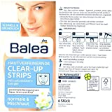 Balea Clear-Up Strips mit Lotusblüten-Extrakt, 3er Pack(3 x 6 Stripes)