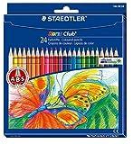 Noris Club colouring pencils 144 NC24, Pack 24 Assorted Bild 1