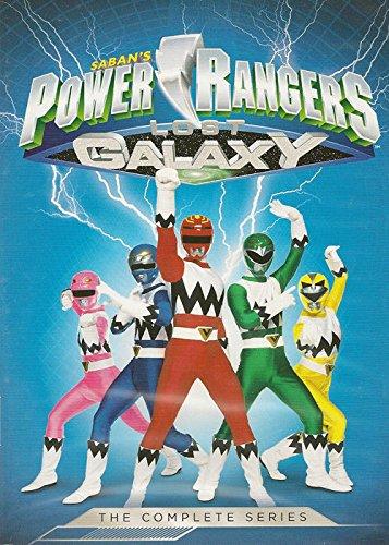 Power Rangers Lost Galaxy Complete Series (Season 7) [DVD] [1999]