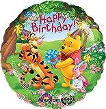 Amscan International Pooh Geburtstag