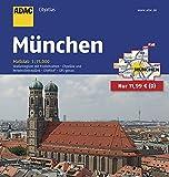 ADAC Cityatlas München 1:15 000 (ADAC Stadtatlanten)