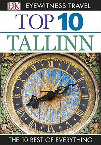 Top 10 Tallinn: Tallinn (DK Eyewitness Travel Guide)